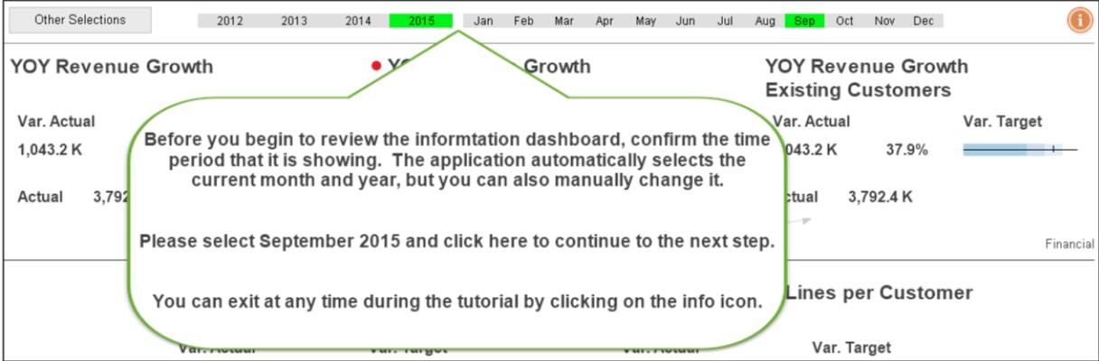 QlikView Interactive Tutorial - Harvesting Wisdom